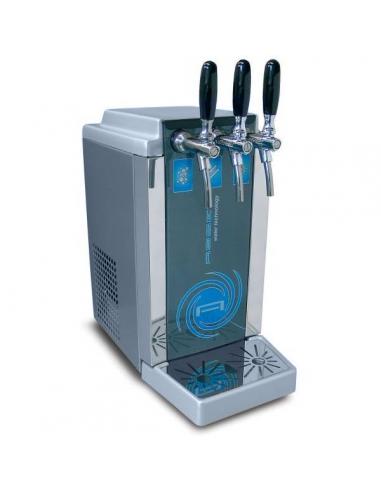 Erogatore acqua modello Atlantis consigliato per la ristorazione,